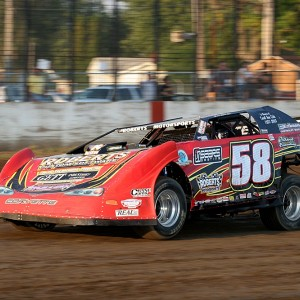 2012 Davenport Speedway (Photo Dirt Racer Magazine) A