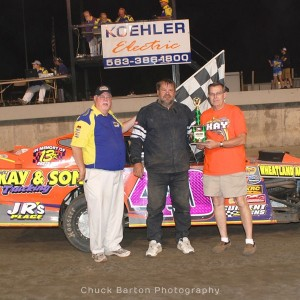Davenport Speedway Photos (July 5th) Chuck Barton Photography