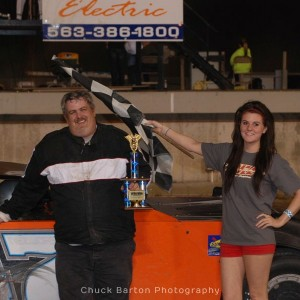 Davenport Speedway (June 14th) Chuck Barton Photography