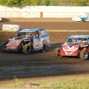 Davenport Speedway (May 24th) Madness 50 - Chuck Barton Photography