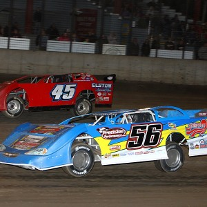 Andy Eckrich Deery Brother Late Model ( Mike Ruefer Photography )