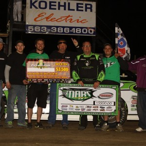 Corn Belt Clash Davenport Speedway Photos