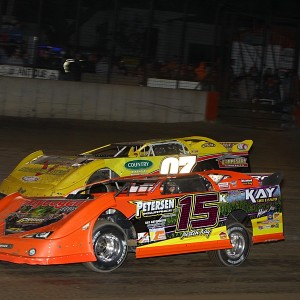 Deery Brothers Late Model Series ( Mike Ruefer Photography )